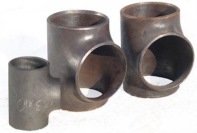 Купить стальные тройники в Краснодаре